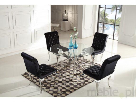 Stół okrągły - estetycznie i niestandardowo