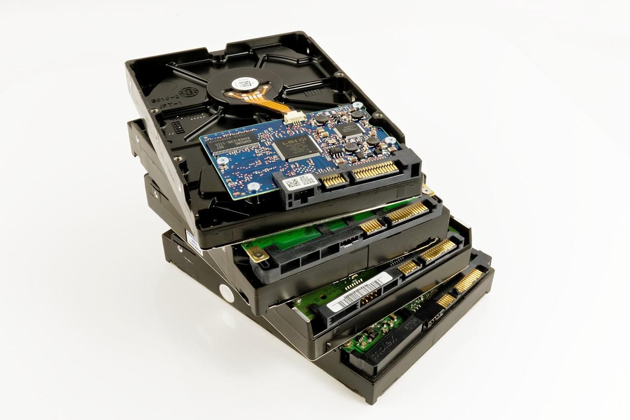 Odzyskiwanie danych z uszkodzonego dysku SSD